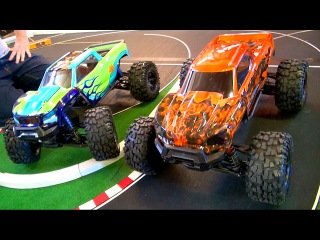 RC ADVENTURES - GEN 2: 8s LiPO TRAXXAS XMAXX! Our FiRST iMPRESSiONS of the MEGA MT