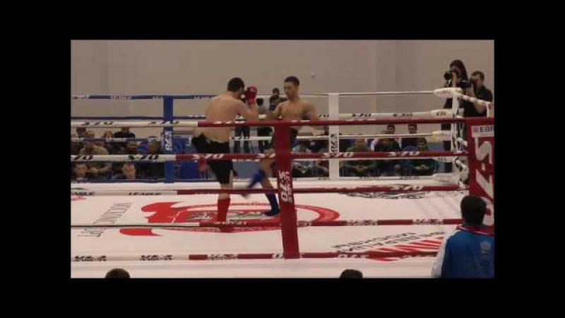 Лучшие моменты боя Ганненко Алексей vs Ашурлаев Наби