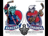 NHL 17 PS4.100th STANLEY CUP PLAYOFFS 2017. EAST 1ST ROUND GAME 1 NYR VS MTL. 04.12.2017. (NBCSN) !
