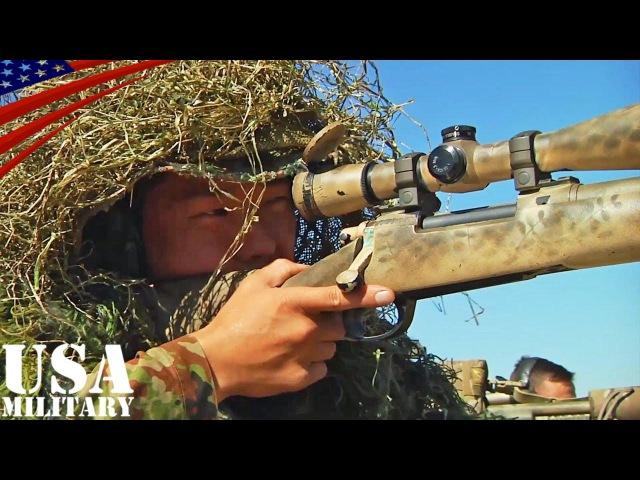 陸上自衛隊・アメリカでスナイパー訓練 - JGSDF Sniper Training in USA
