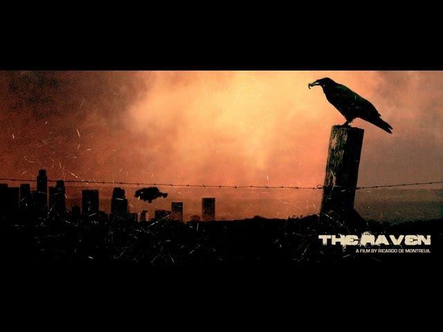 THE RAVEN A sci fi film by Ricardo de Montreuil