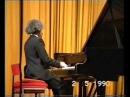 Aleksandr Satz plays A.Skryabin's Prelude. /part1