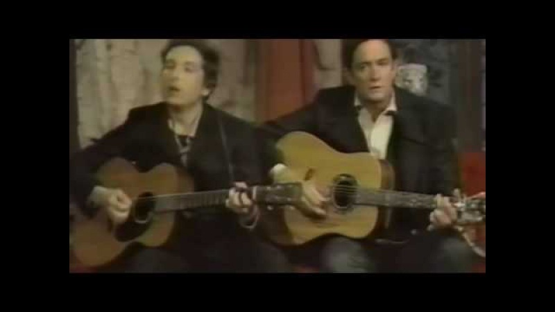 Bob Dylan And Johnny Cash - Girl From The North Country