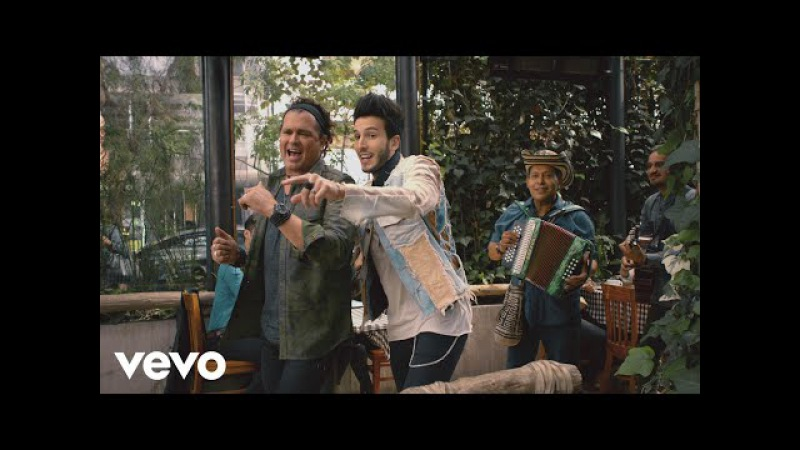 Carlos Vives, Sebastian Yatra - Robarte un Beso (Official Video)
