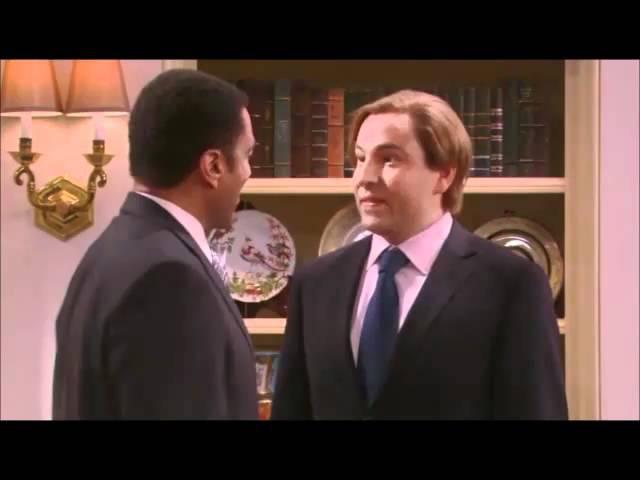 Little Britain USA: Sebastian Love vs. The President of France