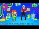 Action Songs for Kids - Песни на английском языке для детей с движениями