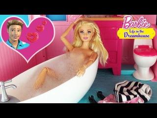 Мультфильм с куклами Барби Свидание с Кеном, Райаном Игры для девочек ♥ Play Barbie lov...
