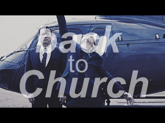 Back to Church | Jim Moriarty