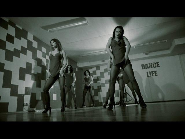 Стрип пластика в Белгороде. Школа танцев Dance Life. Strip plastic dance. Уроки танцев для деву...