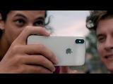 iPhone X и его младший брат iPhone 8