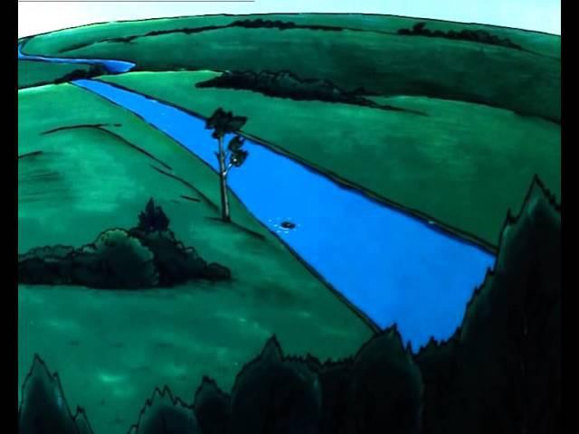Земляничный дождик, 1990 (из серии русских мультиков