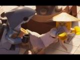New Lego Ninjago Movie Video !!! How Do Ninjas Relax