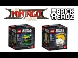 New Lego Ninjago Movie BrickHeadz Sets ???