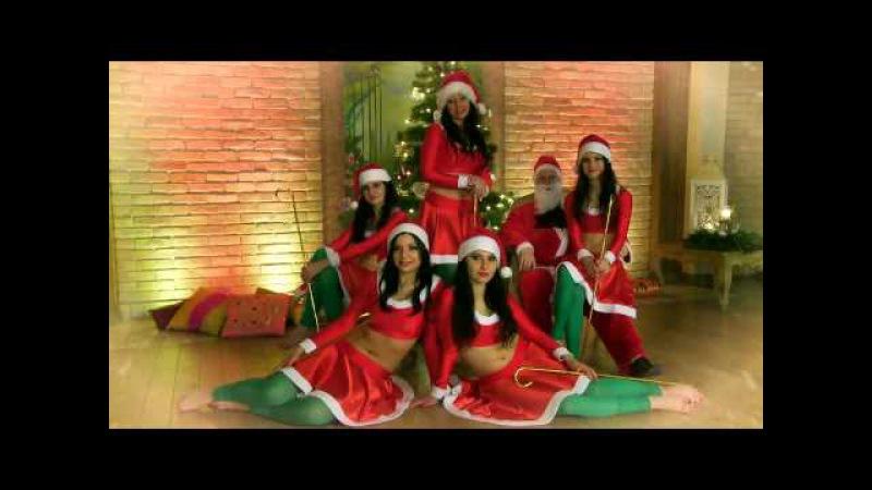 Rada Dance Art: Merry Belly Christmas Happy New Year! Jingle Bells! - Merry Belly Christmas HD