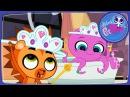 Мультики для детей. Лучшие #Мультфильмы#ПЕТШОП Маленький зоомагазин. 8 рук, чтобы...