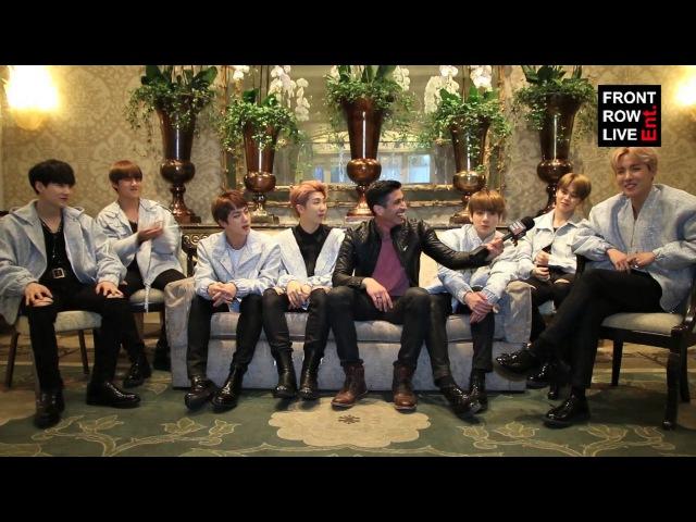 BTS Talk Writing Process, Choreography Wale Collaboration w/ @RobertHerrera3
