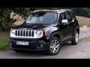 2016 Jeep Renegade 1.4L Multiair (140 HP) TEST DRIVE