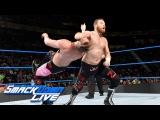 Sami Zayn vs. Mike Kanellis SmackDown LIVE, July 18, 2017
