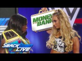 Carmella promises to keep a close eye on Naomi at WWE Battleground SmackDown LIVE, July 18, 2017