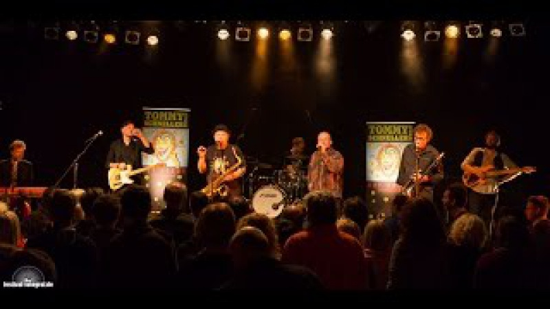 Higher and Higher Tommy Schneller Band Live official Video