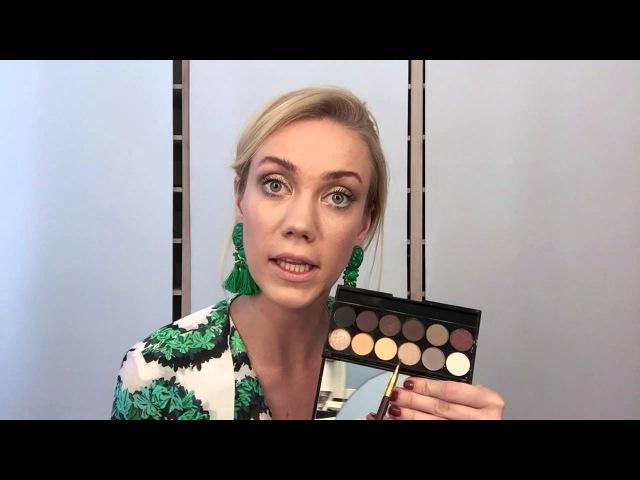 Елена Крыгина Krygina Box Актуальный макияж осень 2015