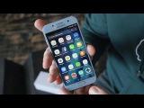 Samsung Galaxy A3 (2017) полон контрастов (ОБЗОР)