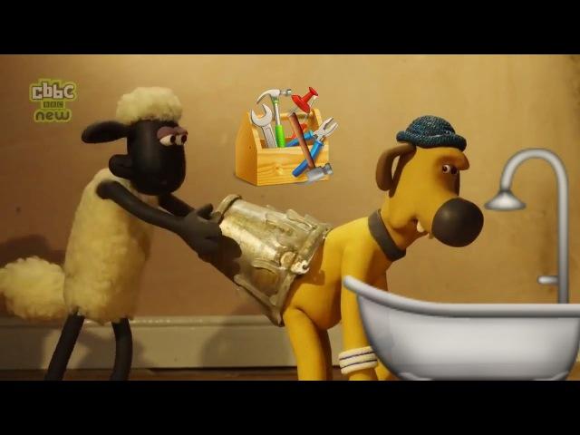 Барашек Шон Ремон все серии подряд новые мультики для детей 2017 баранчик shaun the sheep...