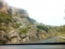 Дорога из Денис в Хавию через гору Мантго