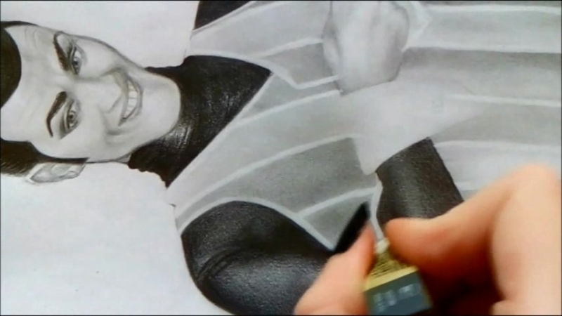 Давайте нарисуем Робби by Milena Barshatskaya (LazyTown)