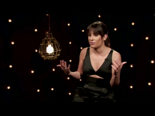 Lea Michele Talks Going Back to Her 'Roots and Theatrical Background' on 'Places'