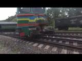 27.05.2017 авария поезда Киев-Каменец-Подольский