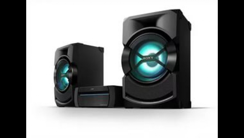 Sony SHAKE-X3D Ηχοσύστημα 1200W RMS You have the POWER to PARTY!