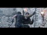 Неудачное нападение шотландцев на английский замок (Железный рыцарь 2. Кровная месть)