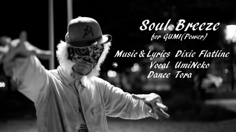 【Dixie Flatline×UmiNeko】Soul Breezeを踊ってみた【とらさん】 sm18004956