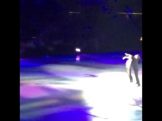 Investors Group Stars on Ice - Tessa Virtue and Scott Moir