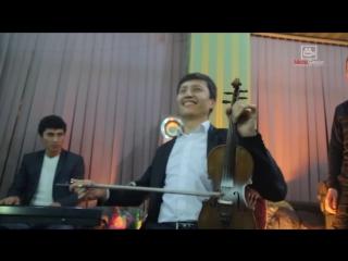 O`zbek san`atkorlari Kurtlar Vadisi Pusu filmidagi musiqani ijro etmoqdalar_HD