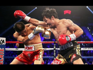 Мэнни Пакьяо - Джесси Варгас Manny Pacquiao - Jessie Vargas TOP RANK HD