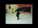 Импровизация (9.09.2017г.) Просто так ,после занятий,музыка зазвучала,душа запела а ноги затанцевали
