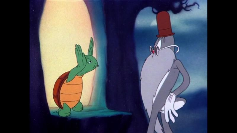 Merrie Melodies - Tortoise Wins By A Hare - 1943 » Freewka.com - Смотреть онлайн в хорощем качестве