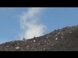 Indonesia. Gamalama volcano.