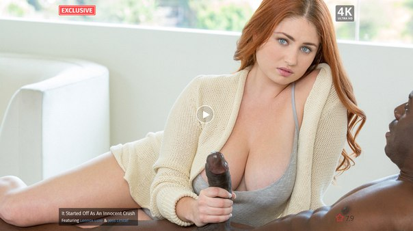 Blacked – It Started Off As An Innocent Crush – Lennox Luxe