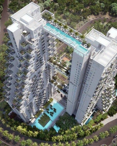 Проект Condominium at bishan central в Сингапуре
