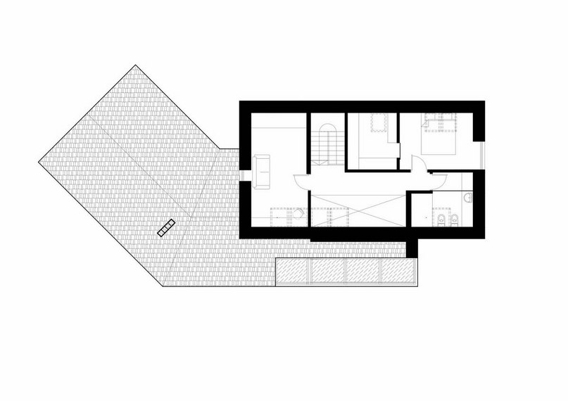Часть 2. Чёрный дом «Блюз» (Black House