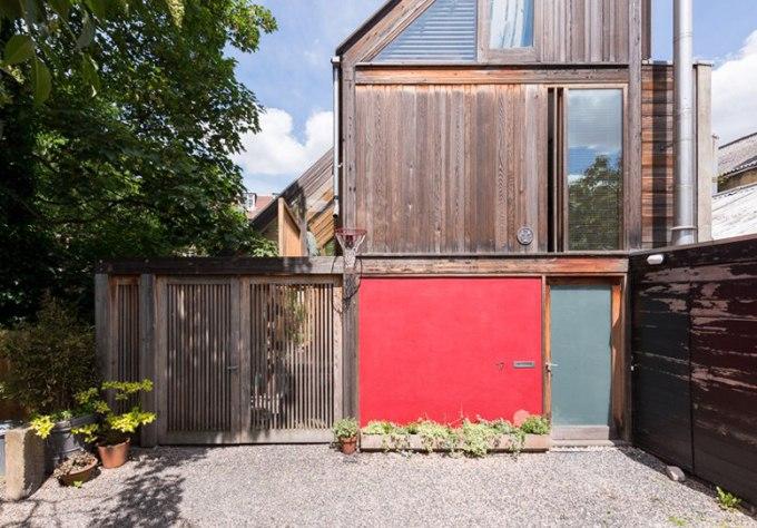 The Framehouse в Лондоне - работа Architect