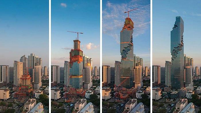 Вот-вот состоится открытие самого высокого небоскреба в