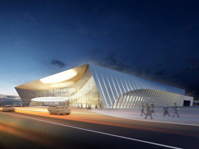 Среди новых работ «Архитектурного бюро Асадова» -