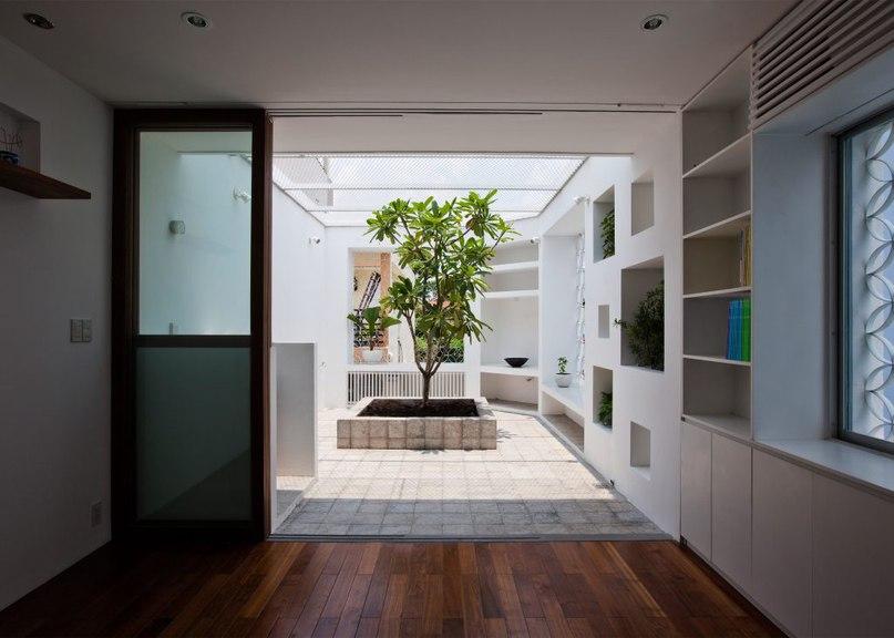 Hem House by Sanuki Daisuke features patterned