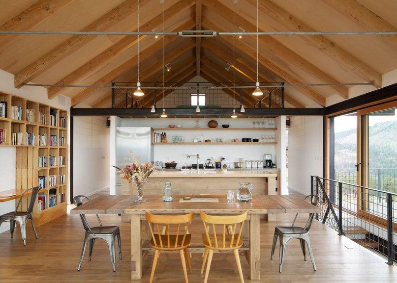 Renée del Gaudio builds Colorado home on