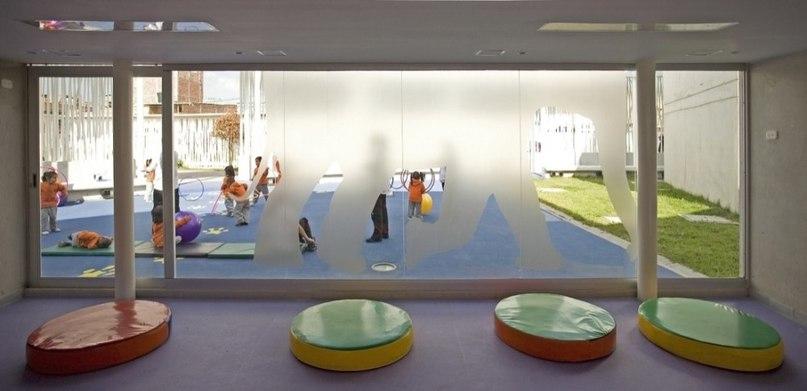 El Porvenir Kindergarten, Bogota, Colombia 2007-2009  Комплекс Социального