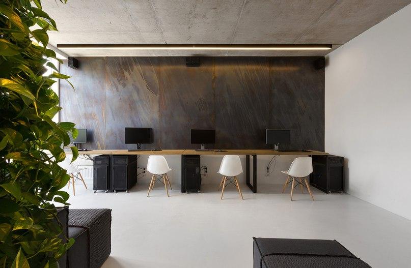 Часть 2. Офис студии Yakusha Design в